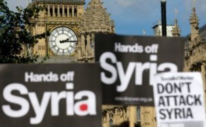 Britain says big change needed before new Syria vote
